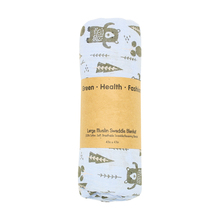 Muslin Swaddle Blanket Newborn Baby Cotton Rabbit & fish blanket bedding120*120cm Gauze Swaddle Bath Towel Multifunctional