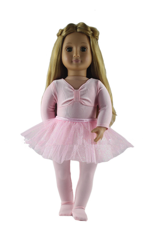 skinny ballet dance set skirt dress outfit clothes for 18