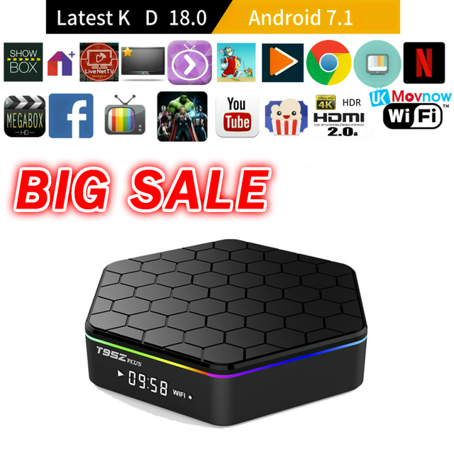 T95z plus tv box firmware download android 7 1 2 | ROM Pendoo T95Z