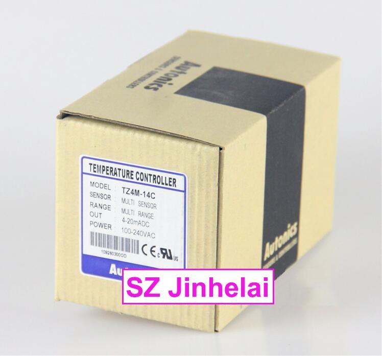 New and original  TZ4M-14C    AUTONICS 100-240VAC Temperature controller 100% new and original tz4l 14c autonics temperature controller