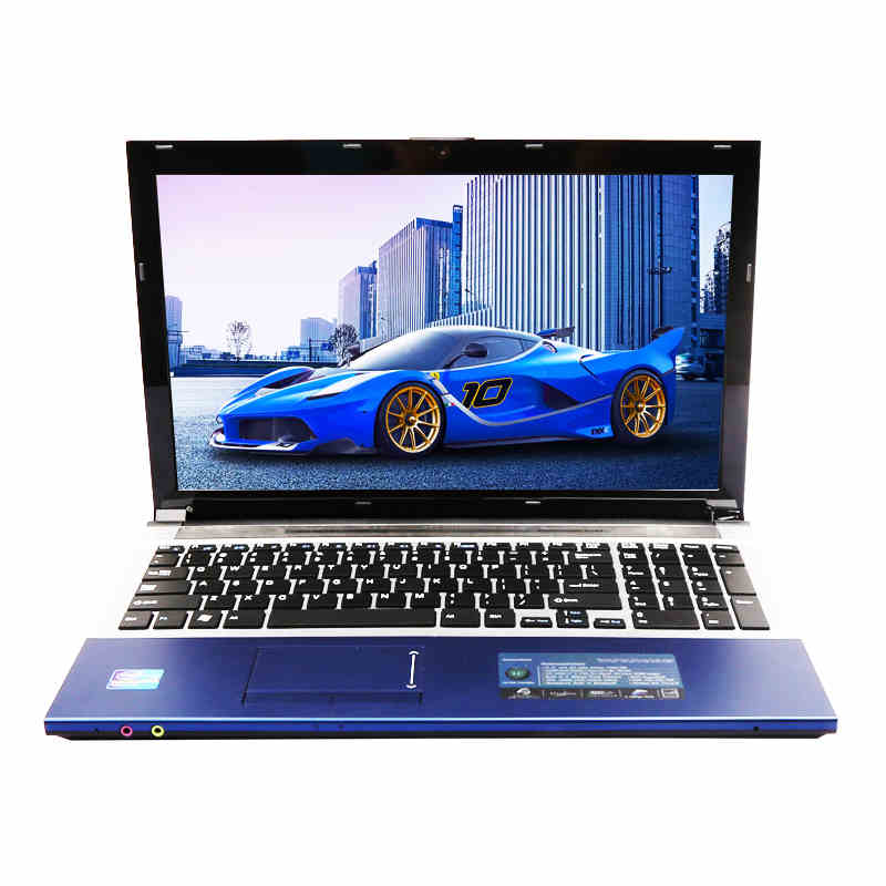 Prix pour 8G + 500 GB 15.6 pouces Quad Core J1900 Rapide Surf Windows 7/8. 1 Ordinateur Portable PC Portable Ordinateur avec DVD ROM pour l'école, bureau ou à la maison