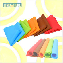 купить Baking Mat Bakeware Silicone Pastry Mat Non-stick Silicone Pastry Board 40*30 Heat Resistant Nonskid Table Mat *NF онлайн