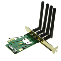 Laptop Wireless Network Card Adapter PCI E To 3G Bluetooth 4 0 WIFI BCM94360CD BCM94331CD Module