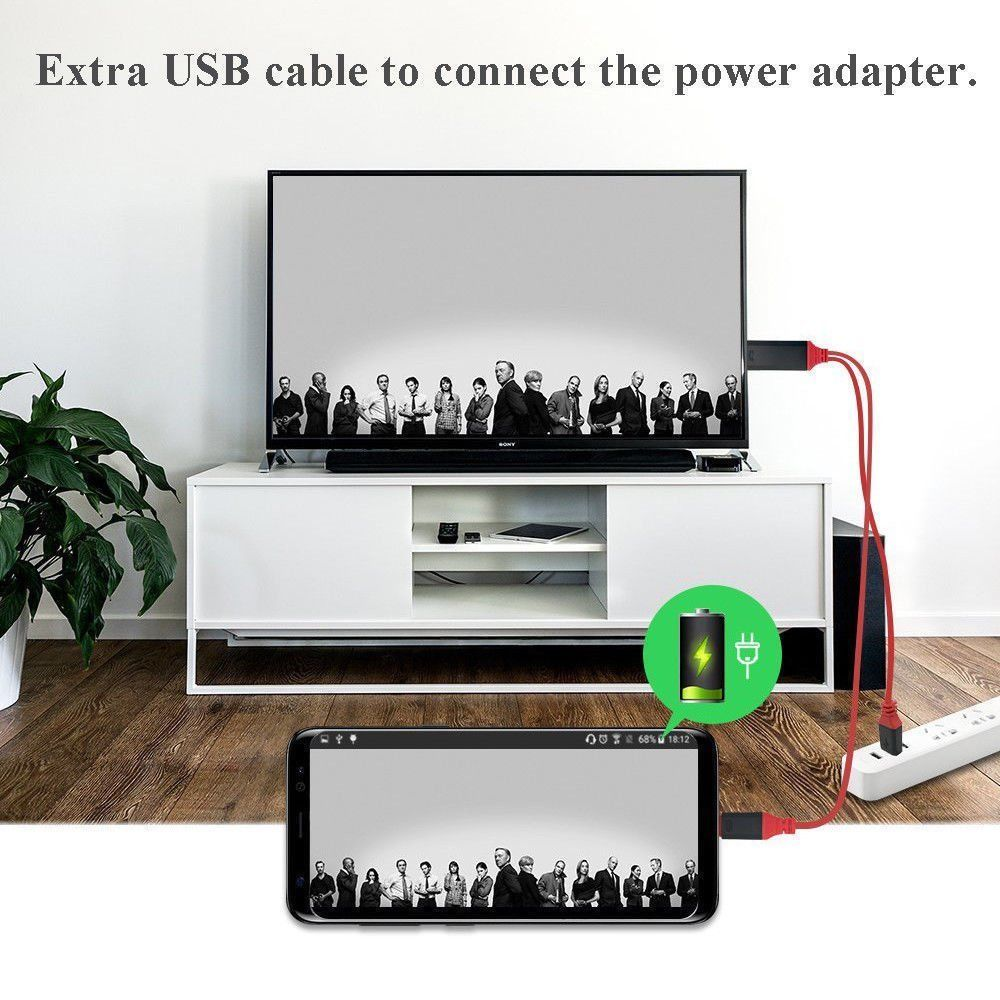 3 in1 Type C 3 1 to HDMI 4K Adapter USB Cable for MacBook Samsung Huawei S8 Rugs 10 Type C to HDMI Converter in Phone Adapters Converters from Cellphones Telecommunications