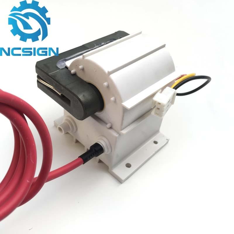 High Voltage Flyback Transformer for CO2 Laser Power Supply PSU MYJG-40W 50W K40 Laser Engraving Cutting Machine 3020 3030 50w co2 laser power supply for co2 laser engraving cutting machine myjg 50w