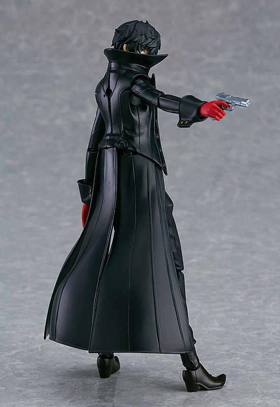 Anime Persona 5 P5 Joker #363 PVC Action Figure Toy Gift New NB 15cm