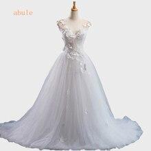 Robe de mariage princesse avec dentelle  ...