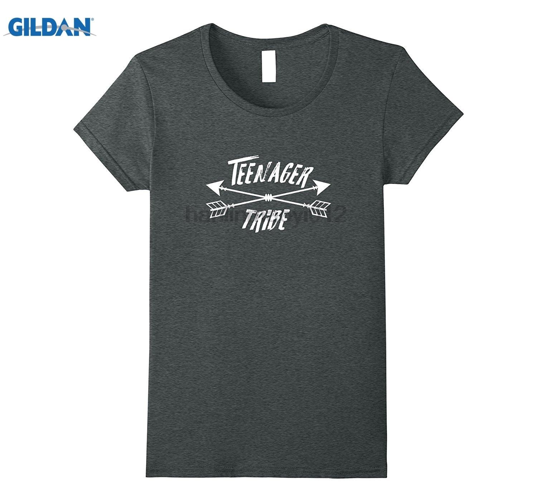 GILDAN Teenager Tribe Shirt, Cute Tribal Arrows Gift sunglasses women T-shirt