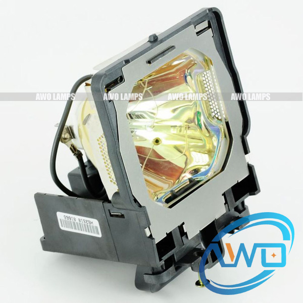 Free shipping 610 334 6267 / POA-LMP109 Compatible bare lamp with housing for SANYO PLC-XF47 PLC-XF47W PLC-XF4700;EIKI LC-XT5 compatible projector lamp eiki 610 334 6267 poa lmp109 lc xt5d lc xt5ai