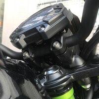 Bike GP Modified Fits Kawasaki ER6N ER 6F 2012 2016 Z650 2017 Handlebar Risers Height Up