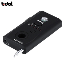 EDAL Mini Anti Spy Signal Radio Freqency Detector Camera Laser Lens GSM Device Finder Detectors