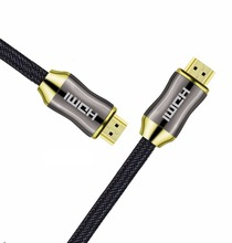 LNYUELEC HDMI Cable to cable 2.0 4k 3D 60FPS for HD TV LCD Laptop PS3 Projector Computer 15m 20m