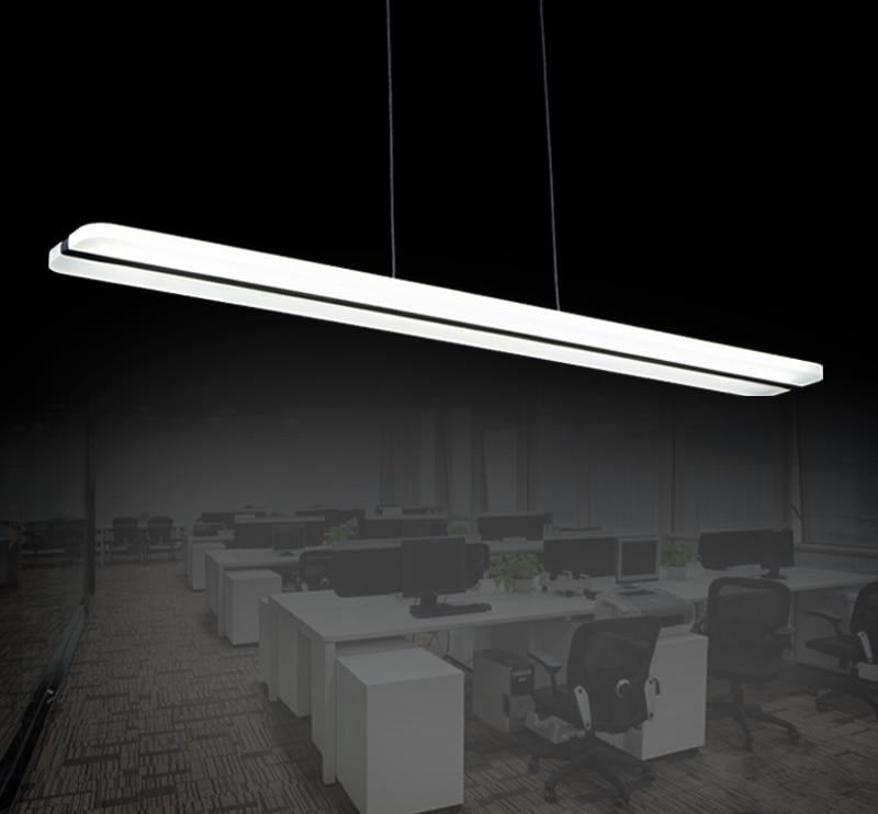 newest design modern led pendant lights for dining room white