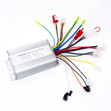 36V/48V 350W Electric Bicycle E-bike Scooter Brushless DC Motor Controller Free Shipping цена в Москве и Питере