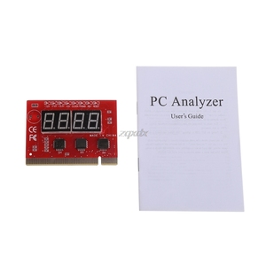 Image 3 - New Computer PCI POST Card Motherboard LED 4 Digit Diagnostic Test PC Analyzer Whosale&Dropship