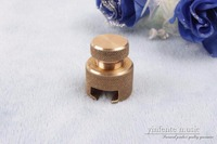 violin end pin clamp clip metal Strong Violin maker tool luthier tool Brass