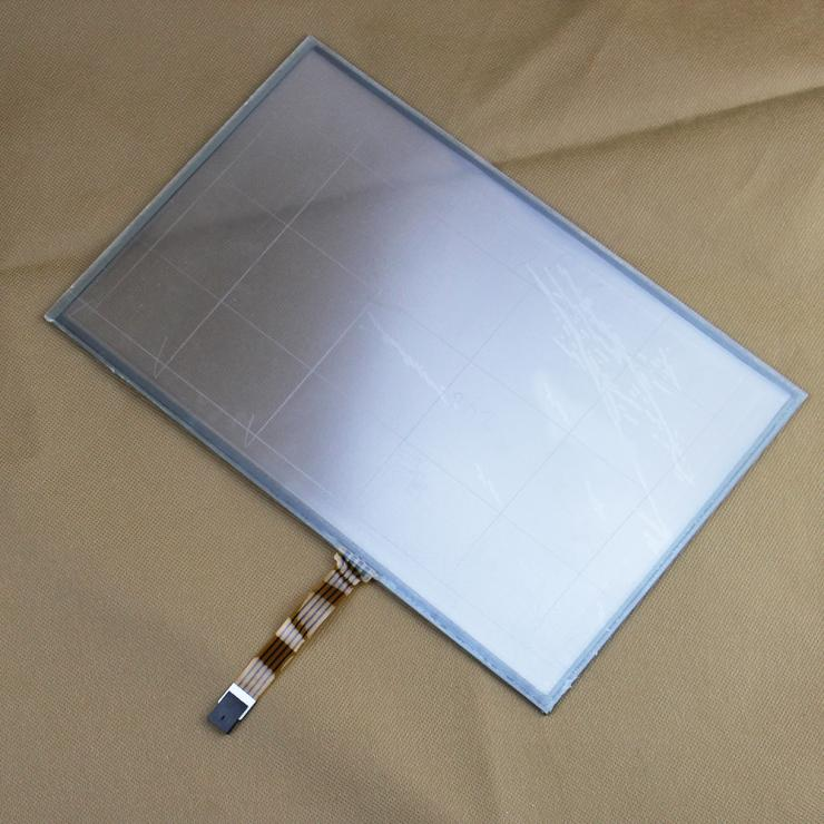 12.1 inch 276*178mm 275*177mm 4wire Resistive Touch Screen Panel Digitizer for 16:9 LCD Control in Business Machines