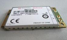 SierraWireless MC7710 PCIE FDD LTE CAT3 DC-HSPA+ HSPA+ HSDPA HSUPA WCDMA GSM GPRS EDGE GPS Module For 4G Emax Free Shipping