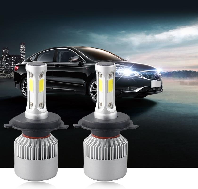 S2 H4 Super LED Bulb H1 H3 H4 H7 H8 H9 H11 9005