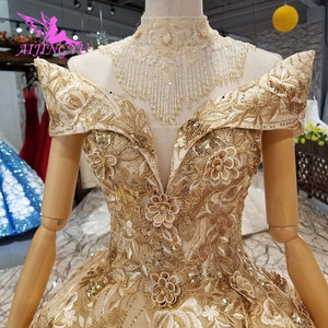 Image 5 - AIJINGYU Cheap Wedding Dresses Made In China Affordable Gowns Plus Size Made In Turkey Lace Bride Gown engagement Robe Size Plus