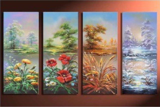Paint By Number Wall Art