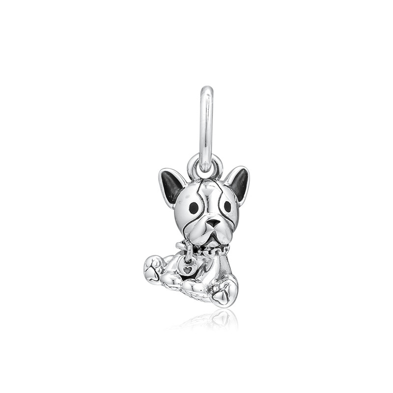 Bulldog Puppy Dangle Charms for Jewelry Making Love Pet Dog Pendant Silver 925 Jewelry For Beaded Bracelets 2019 Charms JewelryBulldog Puppy Dangle Charms for Jewelry Making Love Pet Dog Pendant Silver 925 Jewelry For Beaded Bracelets 2019 Charms Jewelry