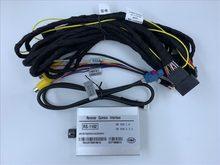 Inteligentny interfejs kamery cofania dla Audi MMI 3G/3G + A1/Q3/A4L/A5/Q5/A6L/A7/Q7/A8L z wytycznymi dotyczącymi parkowania