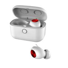 032601 Беспроводной L18 Bluetooth гарнитура сенсорный двойного стерео Bluetooth с зарядным устройством для детей 0 секунд автоматическое включение/выключение гарнитуры Портативный гарнитура