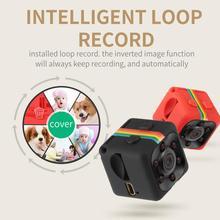 Портативный SQ11 HD 1080 P автомобиля домой CMOS сенсор ночного видения видеокамеры Мини Micro камеры видеорегистратор DV движения рекордер видеокамера