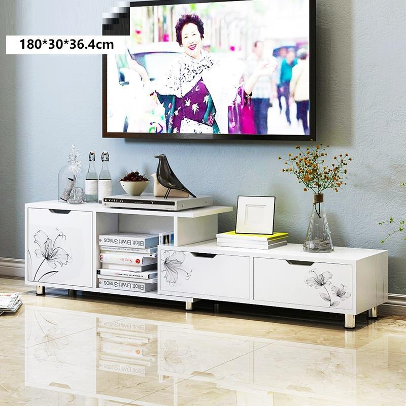 Meja Support Ecran Ordinateur Bureau Kast Modern Sehpasi Lemari Para Wooden Table Living Room Furniture Mueble Meuble TV Cabinet in TV Stands from Furniture