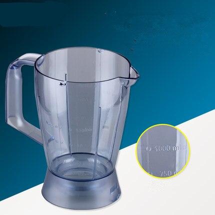 все цены на Original Product blender jar cup Juice cups parts nutribullet cup Suitable for philips blender parts  HR7625 HR7620 HR7628