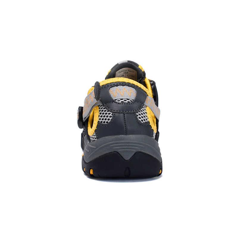 水スポーツの靴女性アクア靴夏通気性屋外男性のサンダルスニーカーウォーキングのための