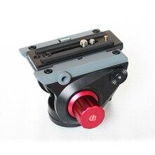 500AH Video Camera Head Damping Fluid Tripod Head for Slider Monopod Manfrotto DSLR HDV camera video shooting
