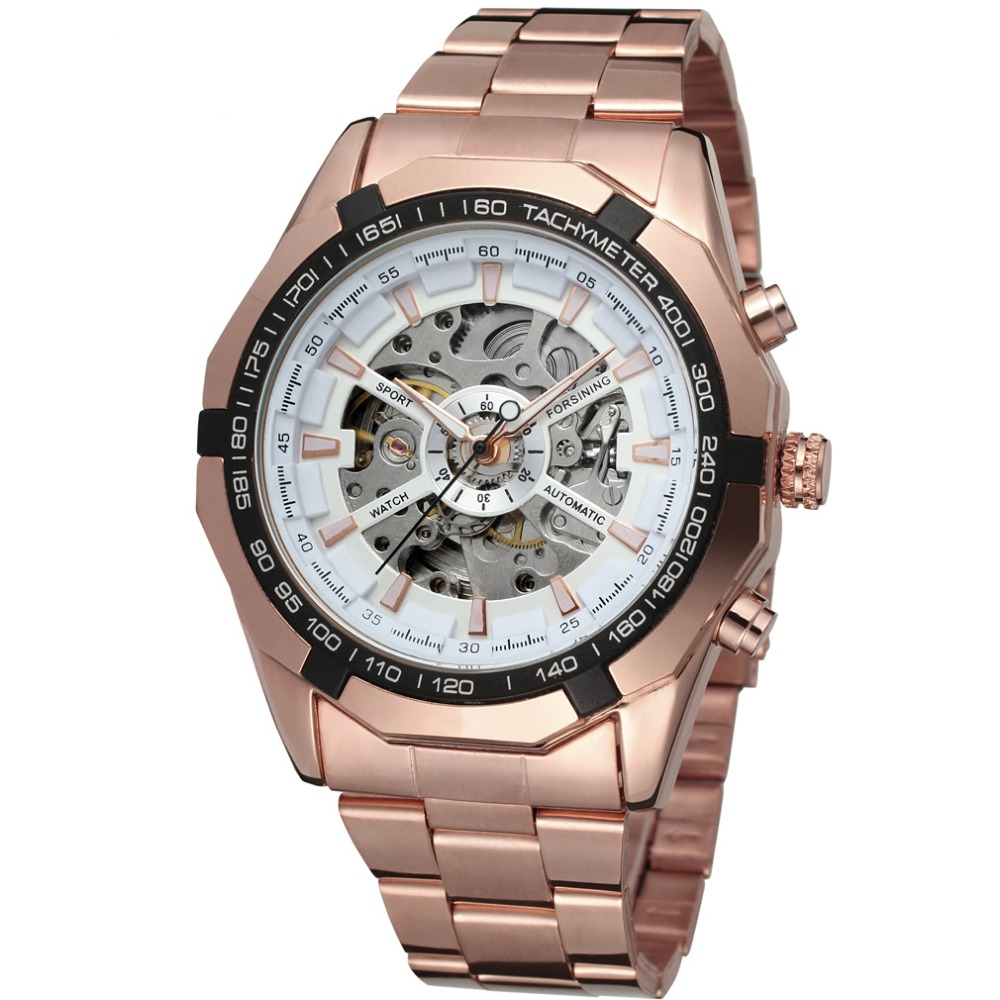 0c9c48152ce ... Wholesale Gold Color Skeleton Automatic Mechanical Watch Made From  China Factory ...