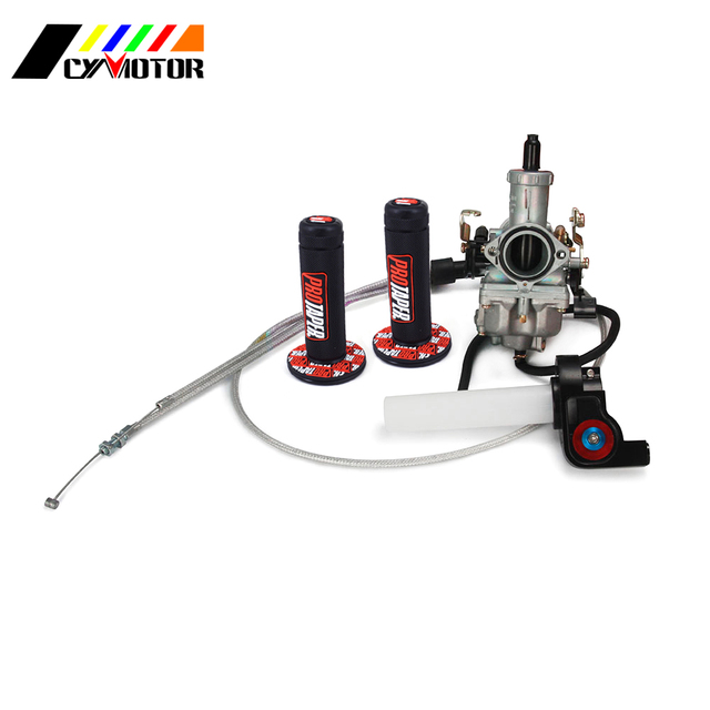 Low Cost PZ30 30MM 30 Motorcycle Pro Tuning Tuned Power Jet