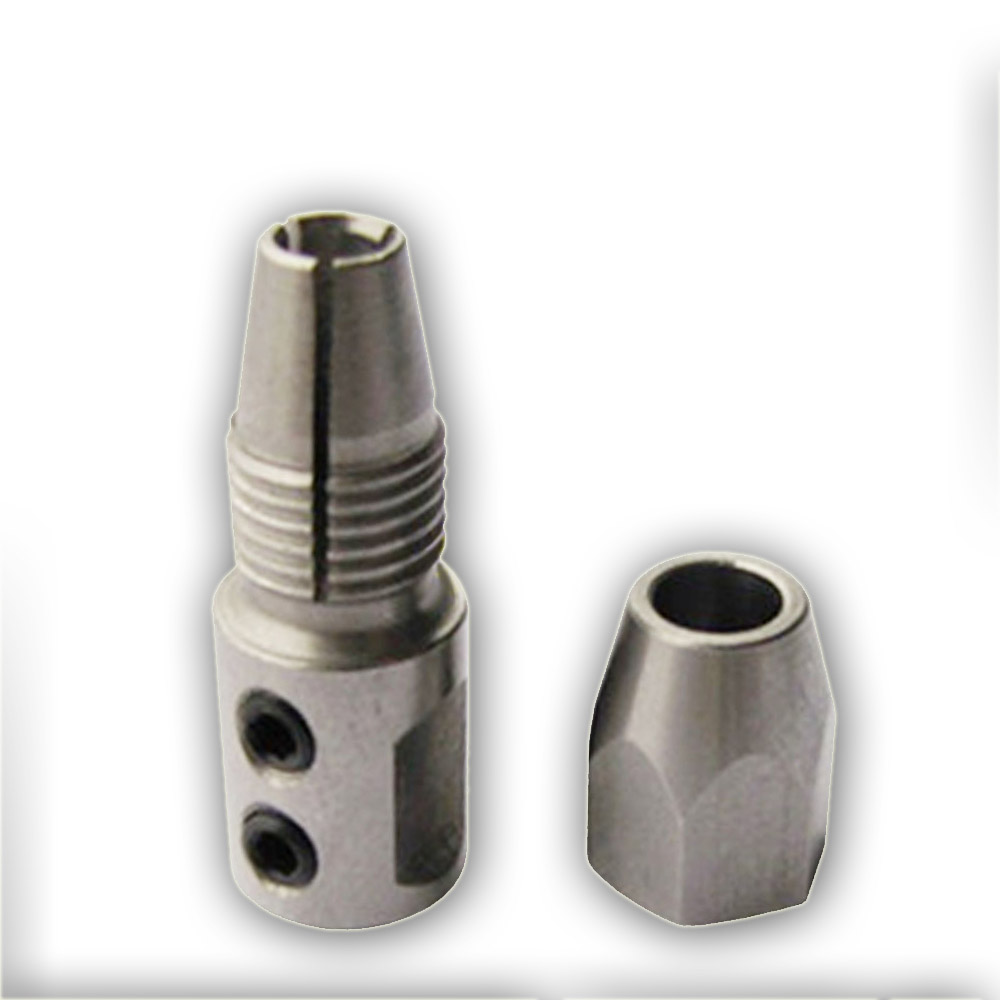 """3//16/"""" Flex Collet Coupler For 5mm Motor Shaft And 4.76mm Flex Cable RC Boat S"""