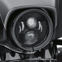 DOT 60W 7 inch Daymaker LED Headlight Projector For Harley Davidson Ultra Classic Electra Glide Street Glide Fat Boy Road King