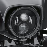 DOT 60W 7 inch Moto LED Headlight Projector For Harley Davidson Ultra Classic Electra Glide Street Glide Fat Boy Road King