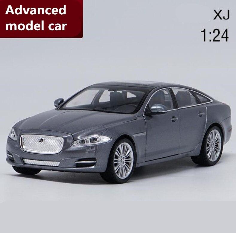 Detail Feedback Questions About 1 24 Scale Jaguar Xj Sport Car Alloy