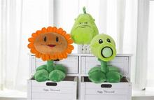 30cm Plants vs Zombies plush decorations toy