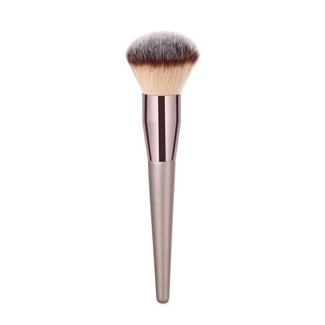 New Women's Fashion Brushes 1PC Wooden Foundation Cosmetic Eyebrow Eyeshadow Brush Makeup Brush Sets Tools 8