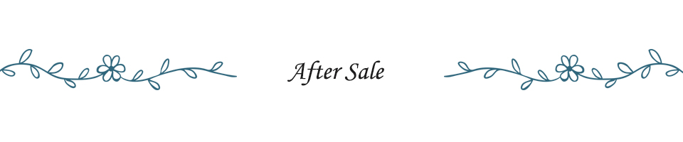 After Sale