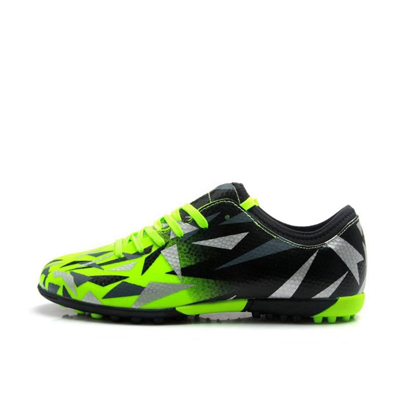 Tiebao K76516 Professional Kids' Indoor Football Boots, Turf Racing Soccer Boots, Training Football Shoes tiebao professional boys fg