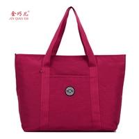 Female Leisure Fashion Handbags Of High Quality Nylon Oxford Cloth Shopping Bags Handbag Shoulder Bags Of
