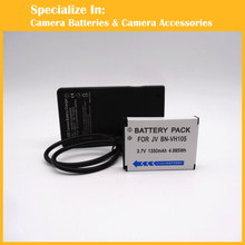 Eeyrnduy Security Digital battery charger set BN-VH105 for JVC GC-XA1 XA1AU XA1BE XA1E XA1AA XA2BE Camcorder Battery