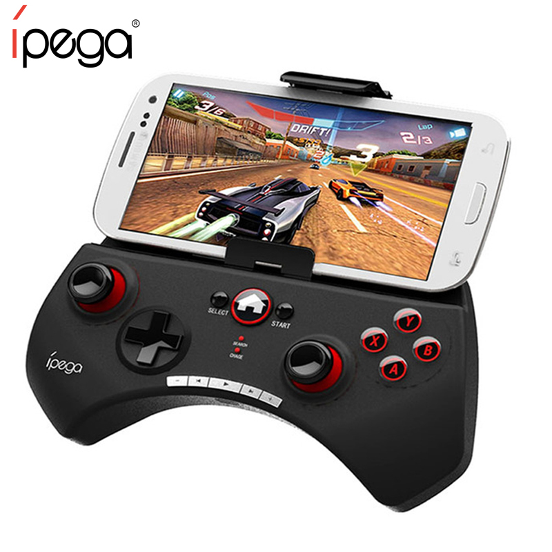 iPega 9025 Wireless Bluetooth Gamepad Game controller Joystick for phone iPhone iPad Projector TV BOX Android phone PC