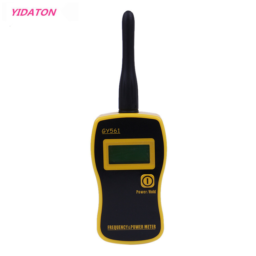 1MHz-2400MHz /0.1W-50W Two Way Radio Portable Mini Handheld Frequency Power Counter Meter GY-561 Measuring for Two Way Radio 1MHz-2400MHz /0.1W-50W Two Way Radio Portable Mini Handheld Frequency Power Counter Meter GY-561 Measuring for Two Way Radio