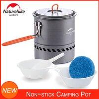 네이처하이크 Ultralight 캠핑 조리기구 냄비 야외 요리 장비 배낭 여행 하이킹 트레킹 피크닉 낚시 등산
