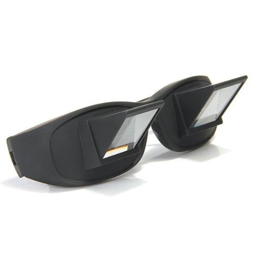 '�new Horizontal Lazy Prism ��� Angled Angled Glasses Lie