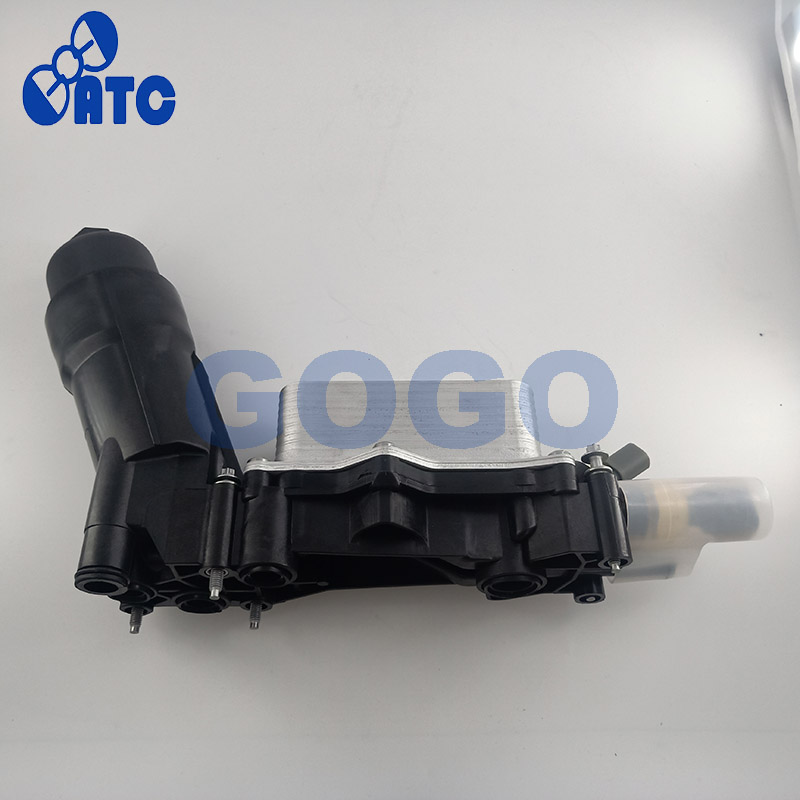 68105583AF Engine Oil Filter Adapter Housing For Jeep Dodge Chrysler Ram 3 6 V6 68105583AC 68105583AE
